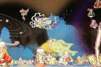 Japan2015Tokyo059-Takashi-Murakami-The-500-Arhats